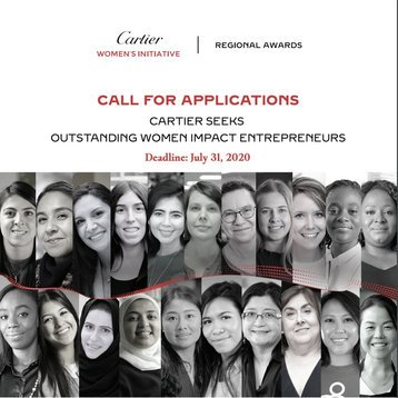 Get Up to $ 100,000 grant for Women Entrepreneurs in the Cartier Women's Initiative Regional Award 2021