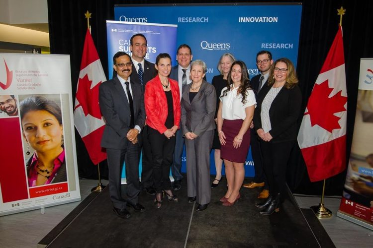 Funded Canadian Doctoral Study for Graduates in the Vanier Canada Graduate Scholarship Program 2021
