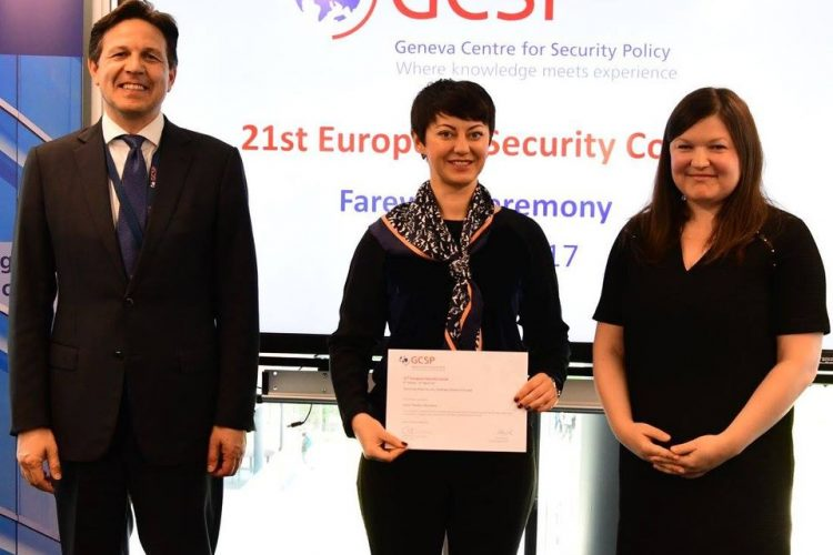 Win up to CHF 10,000 in the Geneva Centre for Security Policy (GCSP) Prize for Innovation in Global Security 2020
