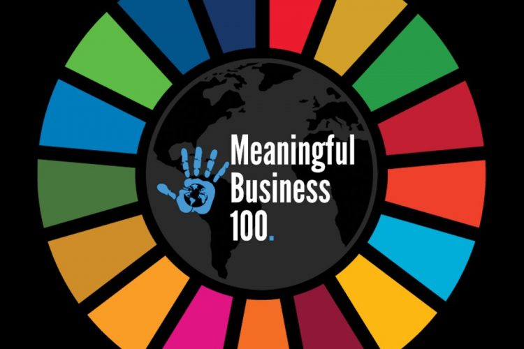 Business Awards for Leaders in the  Meaningful Business 100 (MB100) Award 2020