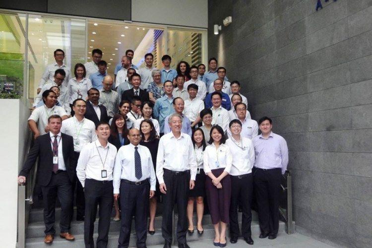 Funded Singapore Ph.D. Studies for International Graduates in the Singapore International Graduate Award (SINGA) August 2021 intake