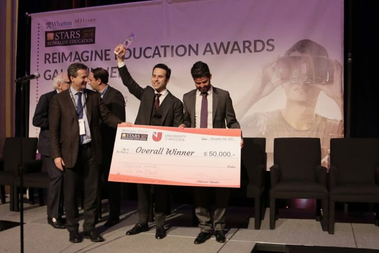 Get up to $50,000 for Educational Innovators in the Wharton-QS Reimagine Education Conference and Awards 2020