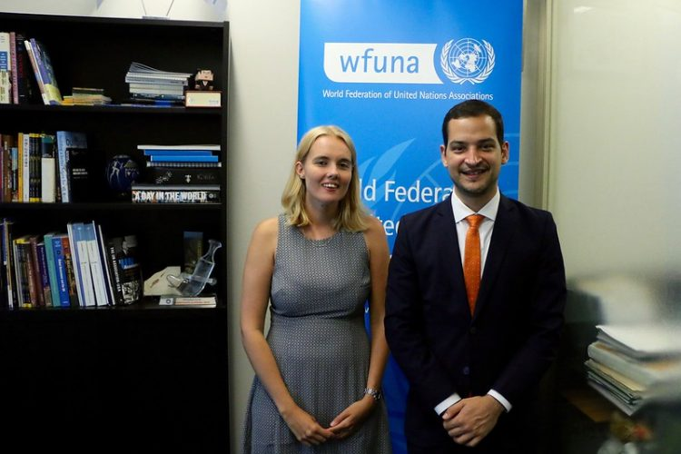 Become a WFUNA Young Leader in the Call for Nominations: WFUNA Young Leader of the Year 2020 (Age 15-29)