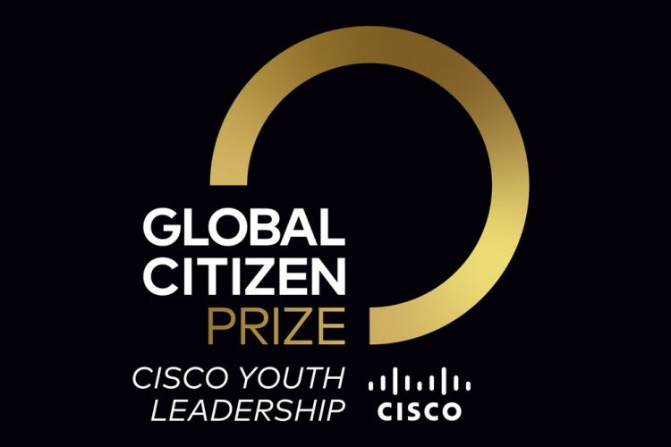 Win up to US$250,000 prize for Young Problem Solvers in the Global Citizen Prize: Cisco Youth Leadership Award 2020 (Age 18-30)