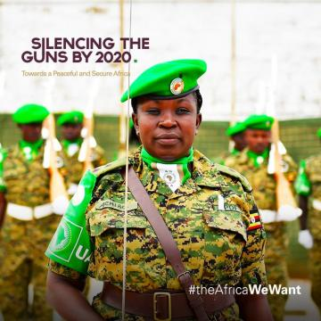 Get up to $5,000 for Young Peacebuilders in the African Union Youth Silencing the Guns Award 2020
