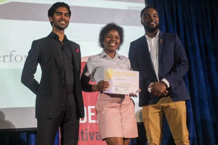 Win up to 20,000 Rands in Prizes for Young Africans in the South African Ideas Festival (SAIF) 2021