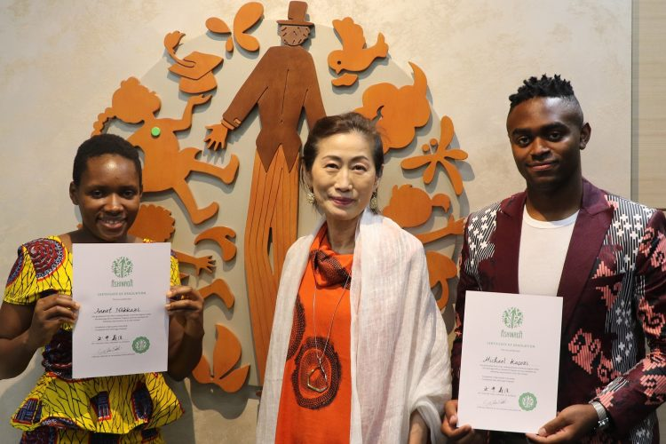 Funded Undergraduate University Studies for Orphaned Young People from Anglophone and Francophone Countries in the Ashinaga african initiative 2021
