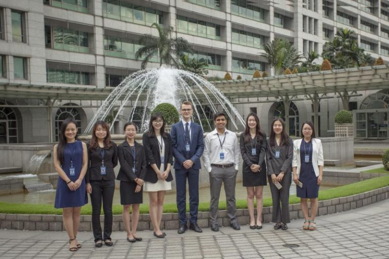 Project-oriented Internship Program for Graduate Students  in the Asian Development Bank (ADB) Internship Program 2021 Batch 2