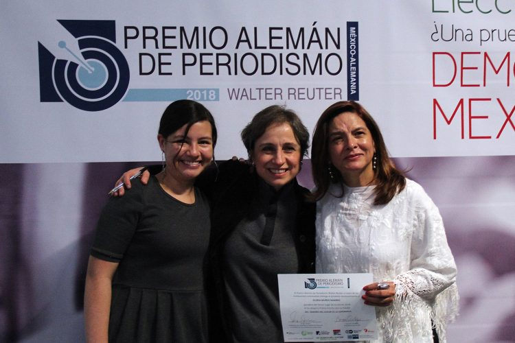 Get up to 20,000 Mexican Pesos for Mexican and Latin American Journalists in the Walter Reuter German Journalism Award 2020
