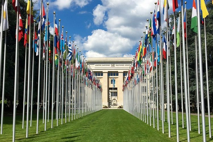 Funded Study Program  for Postgraduate Students in the United Nations Information Service's Graduate Study Program (GSP) 2021