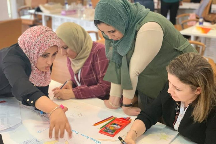 Call for applications for Arab women researchers at the Arab Women Leaders in Agriculture (AWLA) Fellowship 2021.