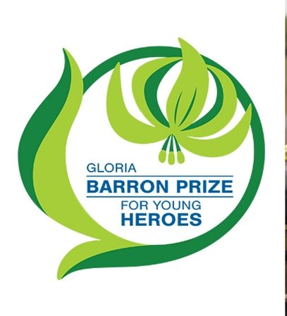 Win up to $10,000 plus other benefits for young leaders in the Gloria Barron Prize 2021 for Young Heroes in Canada & United States (Ages 8 to 18)