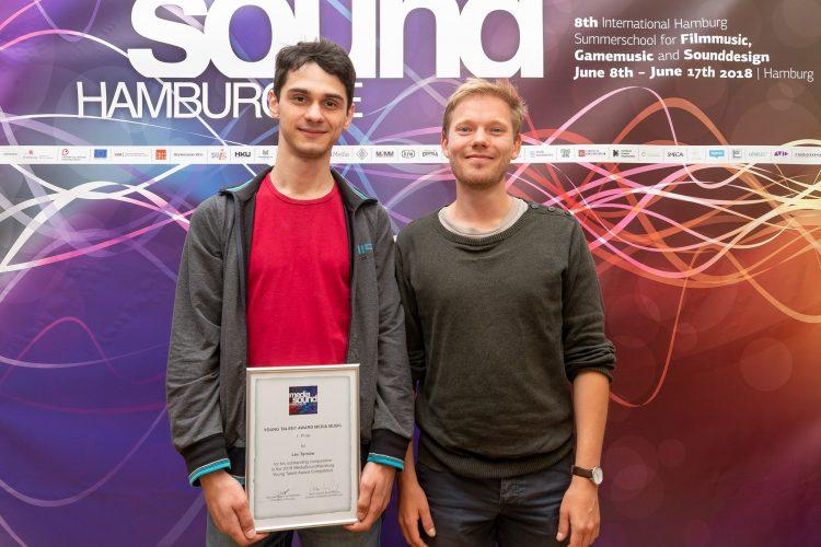 Get a music scholarship worth 3,000 Euro in Media Sound Hamburg Scholarships 2021