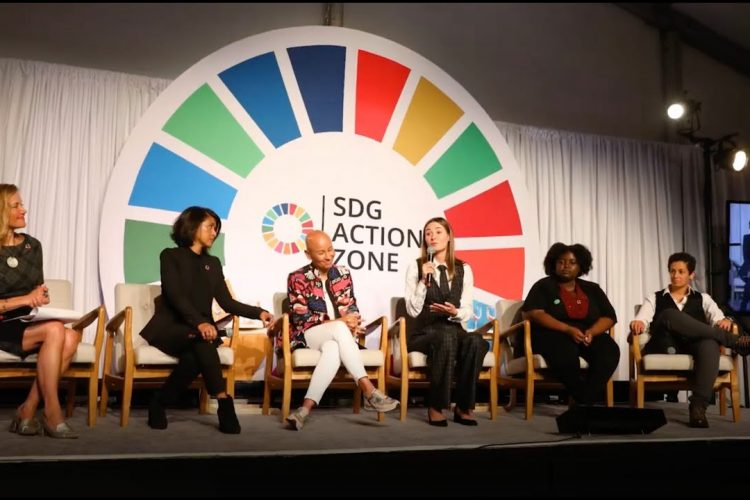 Win up to $20,000 in grant as a female entrepreneur in the WE Empower UN SDG challenge 2021
