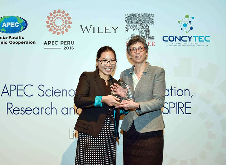 Win up to US$25,000 in the APEC Science Prize for Innovation, Research and Education (ASPIRE) 2021 (under 40 years)