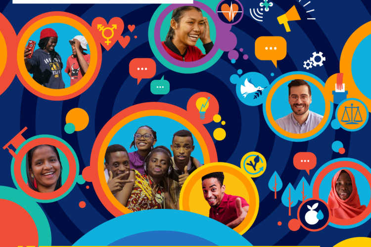 Call for applications to join the European Commission Youth Sounding Board for International Partnerships 2021.