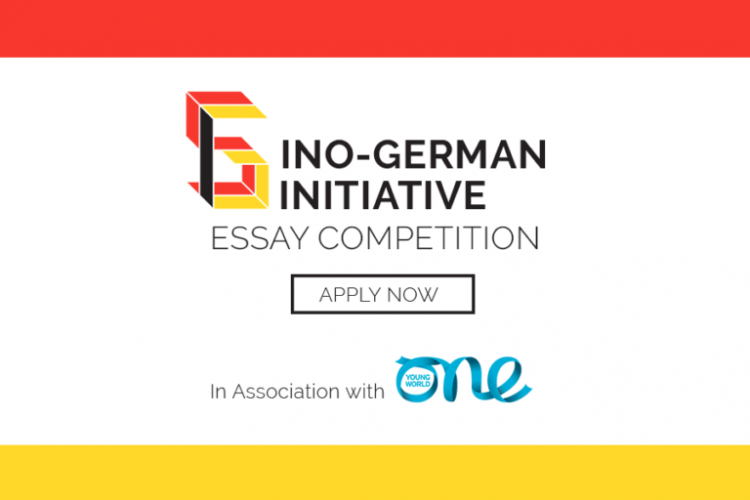 Get a fully funded scholarship in the Sino-German Initiative Essay Competition to Attend the One Young World Summit 2021