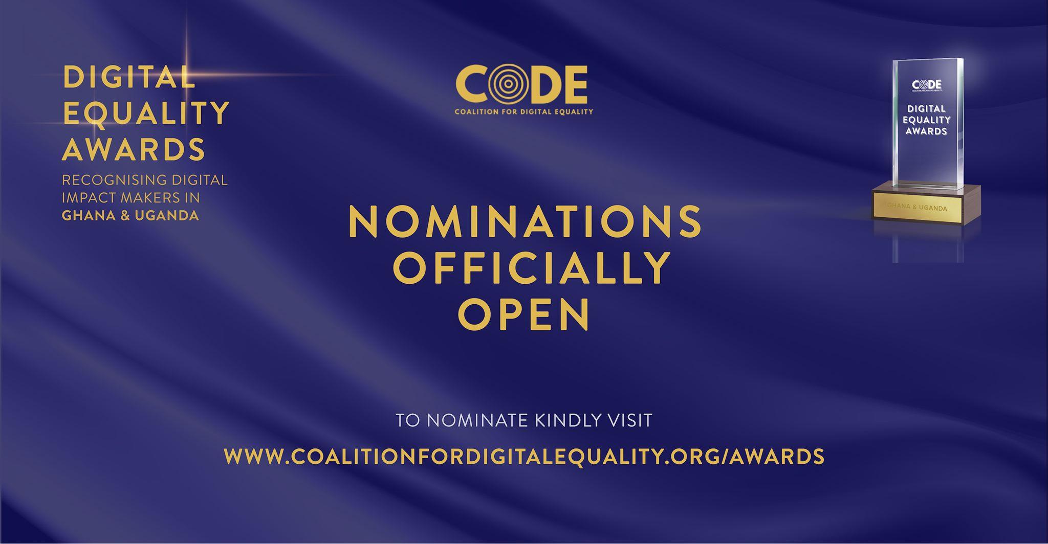 Digital Equality Awards
