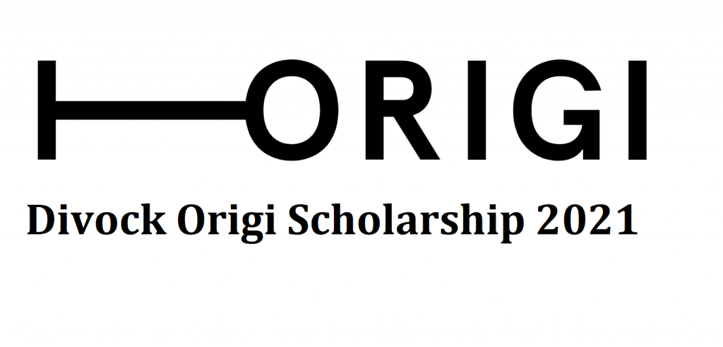Divock Origi Scholarship