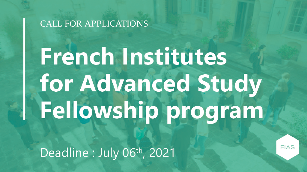 French Institutes for Advanced Study