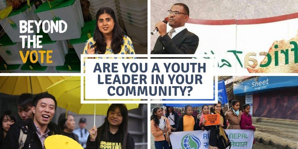 National Endowment for Democracy (NED) Hurford Youth Fellows Program