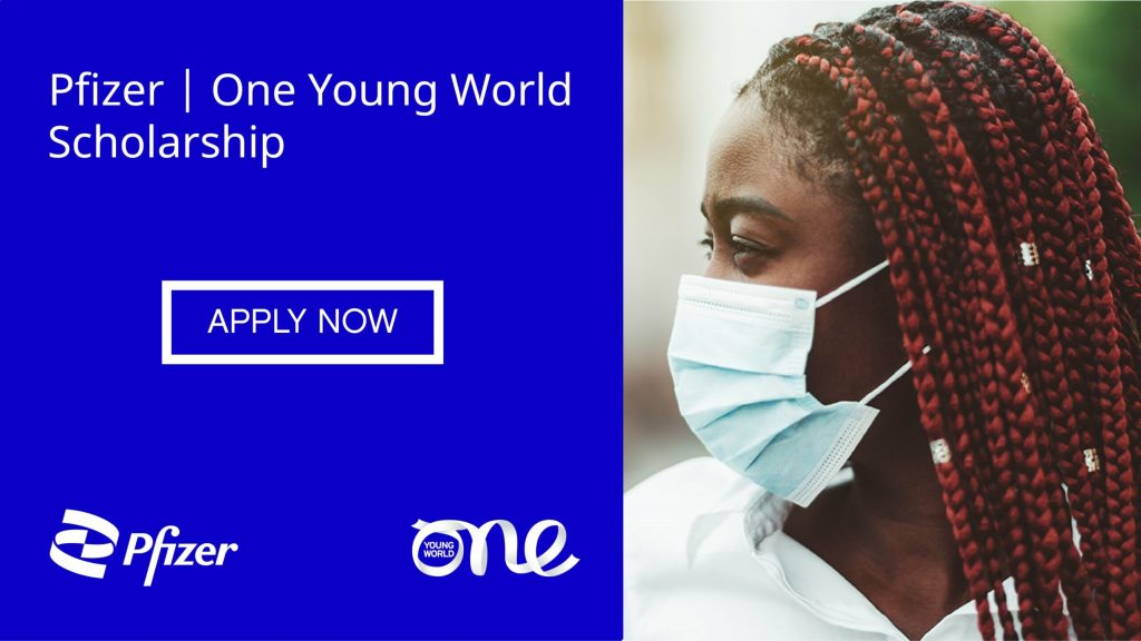 Pfizer-One Young World Scholarship