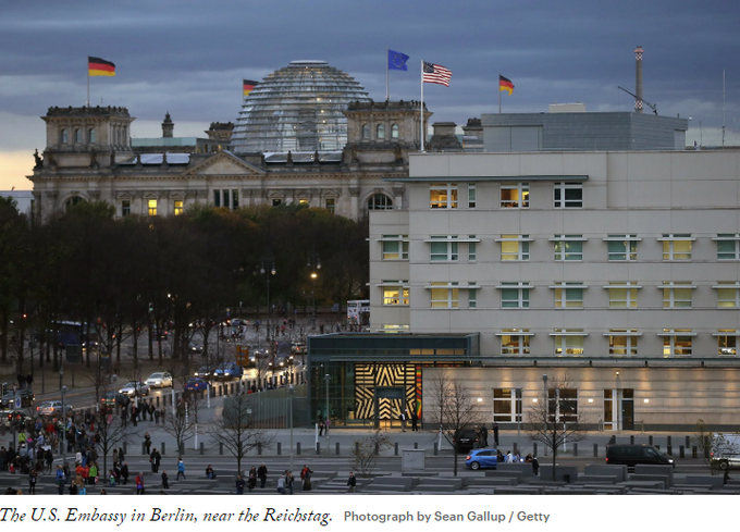 $5,000 Stipend at the American Academy in Berlin 2022-2023